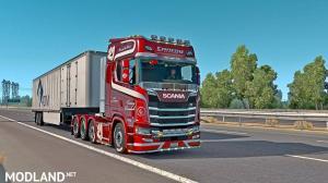 Scania Trucks for ATS