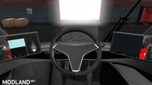 Tesla Semi Truck with Trailer 2019 (ATS 1.31.x), 2 photo
