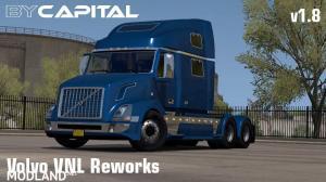 Volvo VNL Reworks ByCapital v 1.8
