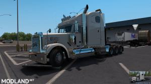 Freightliner Classic XL V2.0+ (BSA Revision) for ATS v1.35 or higher, 1 photo