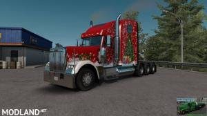 Freightliner Classic XL V2.0+ 5/6 (BSA Revision) for ATS v1.35 or higher, 1 photo