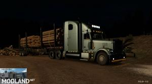 Freightliner Classic XL V2.0+ (BSA Revision) for ATS v1.35 or higher, 2 photo