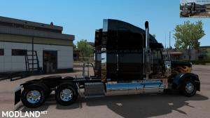 Freightliner Classic XL V2.0+ (BSA Revision) for ATS v1.35 or higher, 7 photo
