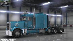 Freightliner Classic XL V2.0+ (BSA Revision) for ATS v1.35 or higher, 8 photo