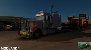 Freightliner Classic XL V2.0+ 5/6 (BSA Revision) for ATS v1.35 or higher, 8 photo
