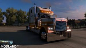 Freightliner Classic XL V2.0+ (BSA Revision) for ATS v1.38, 1 photo