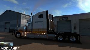Freightliner Classic XL V2.0+ (BSA Revision) for ATS v1.38, 2 photo