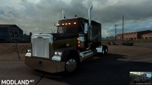 Freightliner Classic XL V2.0+ (BSA Revision) for ATS v1.38, 3 photo