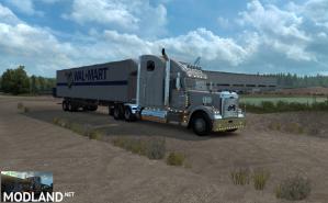 Freightliner Classic XL V2.0+ (BSA Revision) for ATS v1.38, 4 photo