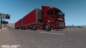 Dealer fix for Ford Cargo 1838T E5 v 2.0