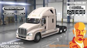 FREIGHTLINER CASCADIA ATS 1.6.x, 1 photo