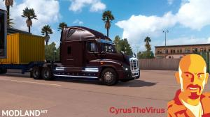 FREIGHTLINER CASCADIA ATS 1.6.x, 4 photo