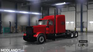 Rjl Scania T & Rs & Peterbilt_389+Fix  Lkw-Pack