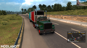 American Truck Simulator Mack Superliner, 1 photo