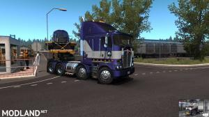 RTA-Mods Kenworth K200 v14.3 HCC edit (ATS BSA edit) for ATS v1.35 or higher, 5 photo