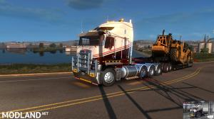 RTA-Mods Kenworth K200 v14.3 HCC edit (ATS BSA edit) for ATS v1.35 or higher, 6 photo