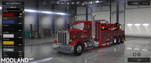 Peterbilt 388 Heavy Blades Wrecker, 1 photo