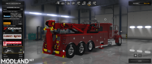 Peterbilt 388 Heavy Blades Wrecker, 2 photo
