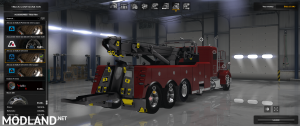 Peterbilt 388 Heavy Blades Wrecker, 3 photo