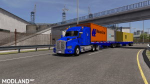 Kenworth T880 Estilo Mexicano, 1 photo