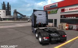 Renault T Range (SCS) conversion for ATS 1.35 and up, 3 photo