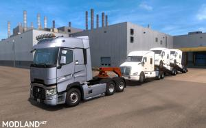 Renault T Range (SCS) conversion for ATS 1.35 and up, 1 photo