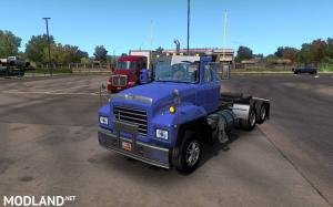 Mack RD-400 for ATS 1.36.x, 3 photo