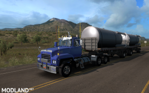 Mack RD-400 for ATS 1.36.x, 2 photo