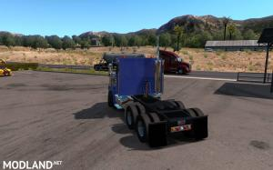 Freightliner Columbia (DayCab) for ATS 1.36.x, 3 photo