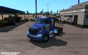 Freightliner Columbia (DayCab) for ATS 1.36.x, 2 photo
