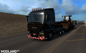 MAN TGX Euro6 for ATS 1.37.x (Re-work and update v1.2), 2 photo