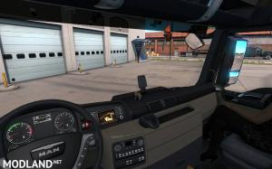 MAN TGX Euro6 for ATS 1.37.x (Re-work and update v1.2), 5 photo