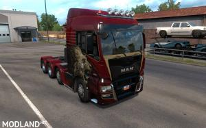 MAN TGX Euro6 for ATS 1.37.x (Re-work and update v1.2), 3 photo