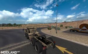 Oshkosh Defense HEMTT A4 for ATS 1.37 (Rework), 3 photo