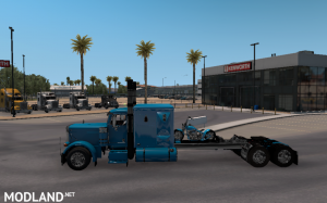 Outlaw Custom Peterbilt 379 EXHD v3.2, 1 photo
