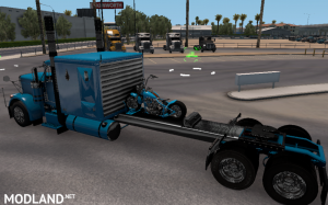 Outlaw Custom Peterbilt 379 EXHD v3.2, 2 photo