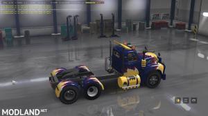 Mack62 mTG v1.0 ATS 1.31, 5 photo
