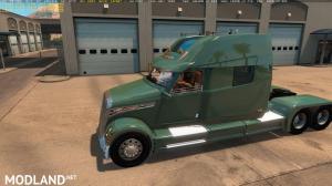 """Concept truck """"Flight of fantasy"""" v1.33"""