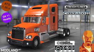 FREIGHTLINER CORONADO ATS 1.36.x DX11, 1 photo