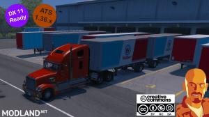 FREIGHTLINER CORONADO ATS 1.36.x DX11, 2 photo