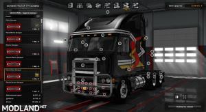 Freightliner Argosy v2.3.2 upd 17.09.18 [1.32], 1 photo