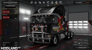 Freightliner Argosy v2.3.2 upd 17.09.18 [1.32], 2 photo