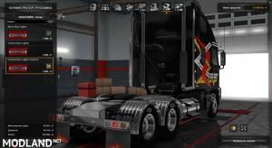Freightliner Argosy v2.3.2 upd 17.09.18 [1.32], 4 photo