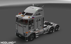 ATS Kenworth-K108 v2.0, 6 photo