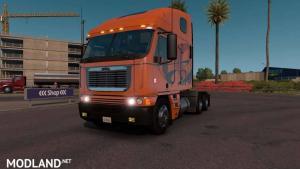 Freightliner Argosy v 2.3.2 ATS 1.34.x, 2 photo