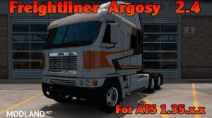 Freightliner Argosy v2.4 1.35.x, 1 photo