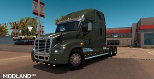 Freightliner Cascadia edited by Solaris36