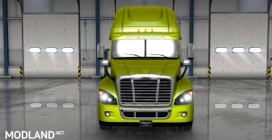 Freightliner Cascadia v 1.1 edited by Solaris36, 2 photo