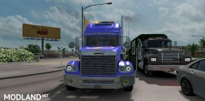 Freightliner Coronado for ATS Software Version: 1.3.h, 3 photo