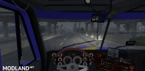 Freightliner Coronado for ATS Software Version: 1.3.h, 1 photo